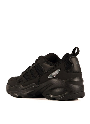 Hammer Jack Hammer Jack Kadın Siyah Sneaker Siyah